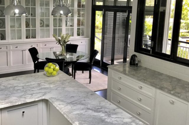 White Fantasy - C/- House Rescue, Dana Kitchens and CBC Builders