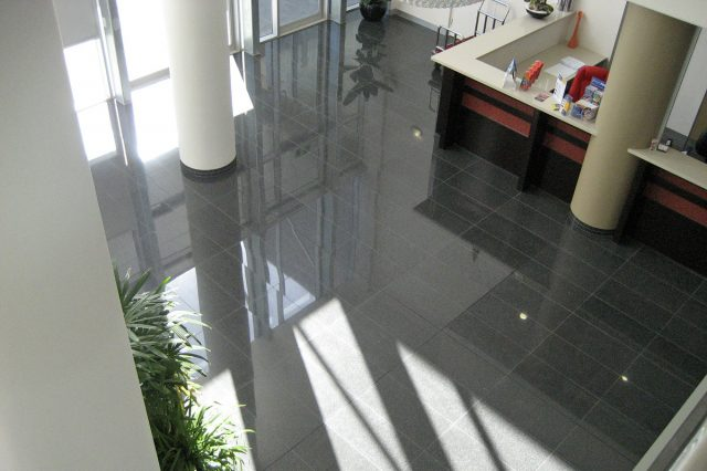 Beijing Black Granite 1
