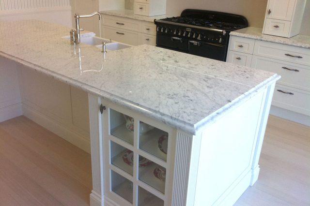 Bianco Carrara Gioia Marble 1