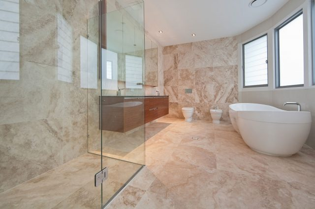 Persian Beige Travertine 1