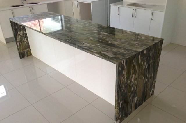 Verde Gauguin Granite 1
